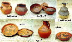 untitled - سفال کلپورگان ؛ شاهکاردستان هنرمندزنان بلوچ