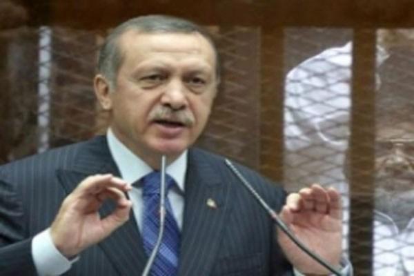اردوغان: آزادی مرسی پیش شرط بهبود روابط با مصر است