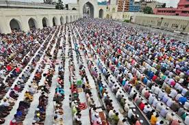 imagesCA7S52EJ - افزایش سریع جمعیت مسلمان در جهان