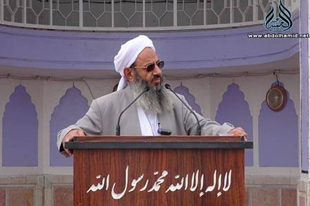 11221422 843573275717758 4297530744492214644 n - مولانا عبدالحمید:عمل به سنت انسان را محبوب پروردگار میگرداند