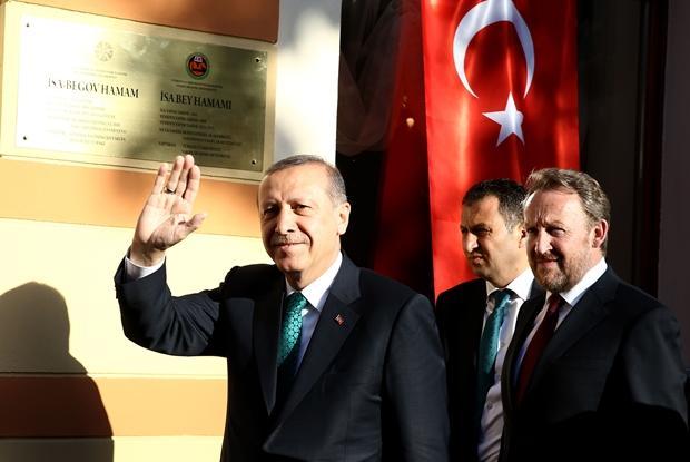 6238456269cumhurbakanerdoanbosnahersekte - اردوغان: تنها رئیس جمهور مصر محمد مرسی است