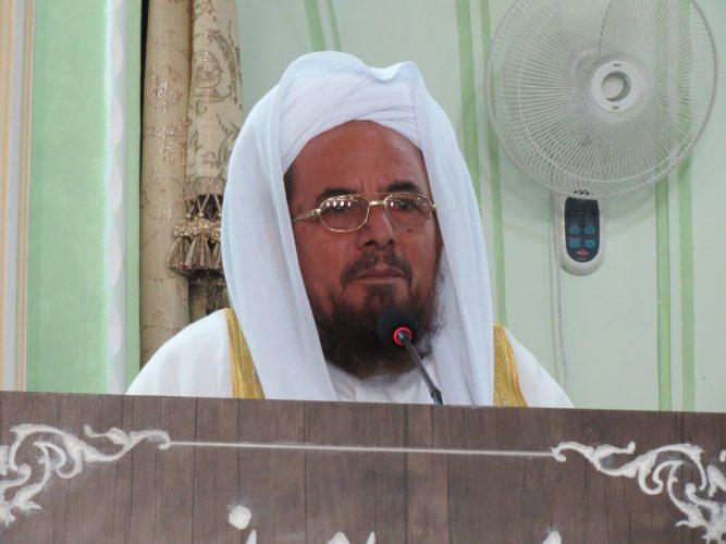 IMG 0196 - مولانا ساداتی:خواسته امام وحدت بین مسلمانان توجه مسولان به استکبارستیزی و معیشت مردم در محرومیت زدایی بود