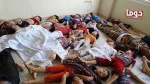 indexع - کشتهشدن بیش از ۱۰۰ هزار مسلمان در سال ۲۰۱۴ بر اثر جنگ و بحران