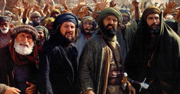 """1441405767 - تحریم پخش وانتشار فیلم """"محمد رسول الله """" توسط شورای عالی صدور فتوای عربستان سعودی"""