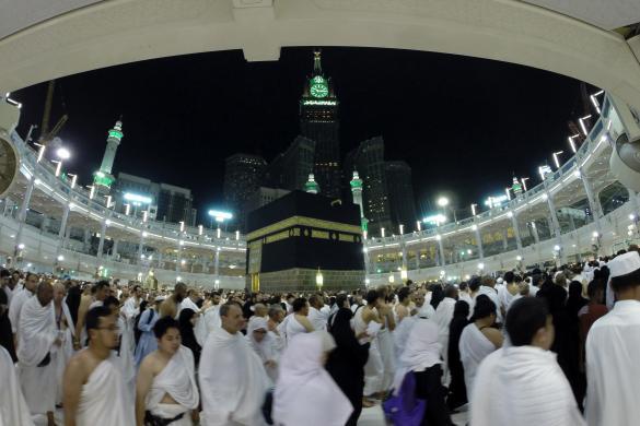IMG08441903 - عربستان سعودی: به مسلمانان اطمینان می دهیم که مراسم حج طبق برنامه برگزار می شود