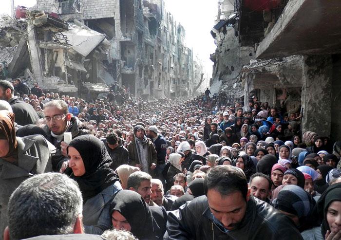 115333 198 - سازمان ملل: آوارگی ۱۲۰ هزار نفر طی دو هفته از سه شهر سوریه