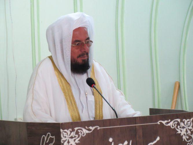 مولانا ساداتی: نظارت بر تمام حوزه های درمانی کشور از سوی مسولان مربوطه لازم است