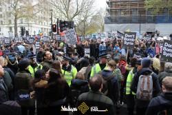 IMG 3967 250x167 - مخالفت هزاران نفرازمردم انگلیس به مداخله نظامی کشورشان درسوریه