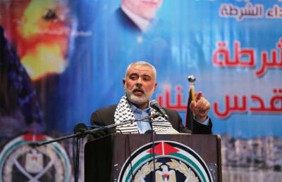 81896866 70406328 - اسماعیل هنیه به رژیم صهیونیستی در تهاجم جدید به غزه هشدار داد