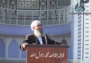 molana abdolhamid - مولانا عبدالحمید:کاندیداها و طرفدارانشان از دروغ، تهمت و افترا پرهیز کنند