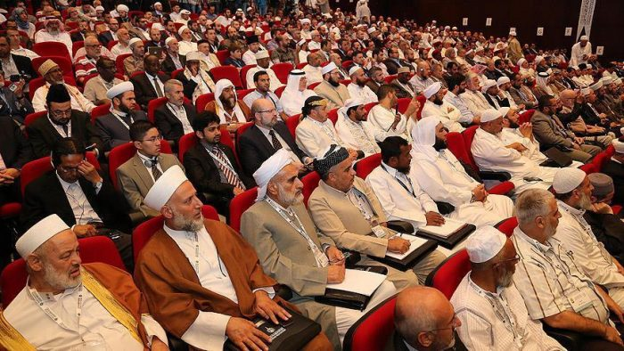 olamaye mosalman - فراخوان اتحادیه جهانی علمای مسلمان به حمایت از ترکیه