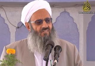 sheikh 95 320x225 - مولانا عبدالحمید:از حادثه بروکسل متاثر و متاسف شدیم