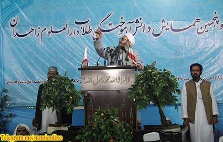 molana khatm 95 - مولانا عبدالحمید:علما و اندیشمندان اهلسنت کشور بر پیگیری مسایل از راههای قانونی اتفاقنظر دارند