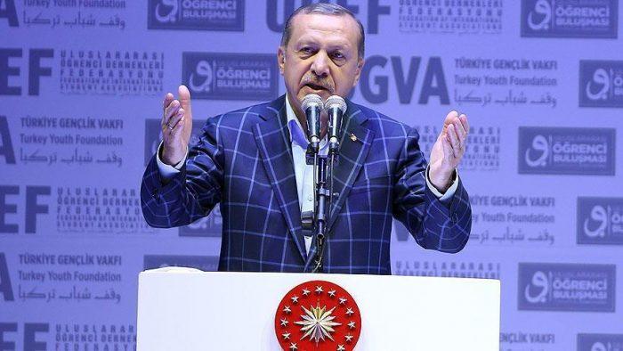 t - اردوغان: هیچگاه برادران سوری را تنها نخواهیم گذاشت