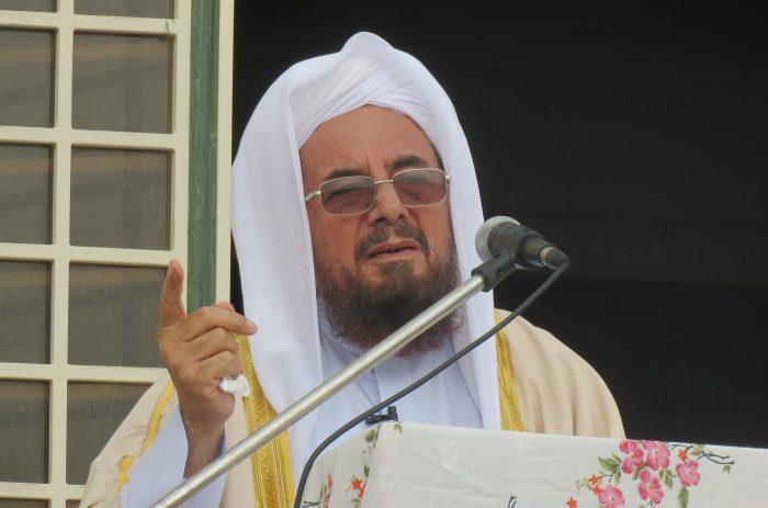 molana sadati.fetr 95 - مولانا ساداتی: آمار وضعیت زندگی در سیستان و بلوچستان تکان دهنده است