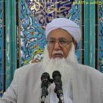 مولانا گرگیج:مسئولین جلوی کسانی را که دنبال حذف نام «بلوچستان» هستند بگیرند