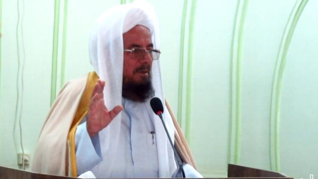 ۱۱ ۱۵ ۰۲.۰۶.۱۴ - مولانا ساداتی:گسترش عدالت ؛ اخوت،برادری انسانی و امنیت جامعه را فراهم می سازد