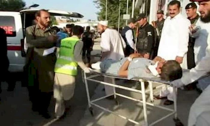 BALOCHESTAN - انفجار مرگبار در بلوچستان پاکستان / بیش از ۳۰ کشته و ۱۵۰ زخمی