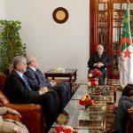 فراخوان رئیس جمهور الجزایر برای جلوگیری از ریخته شدن خون مسلمانان