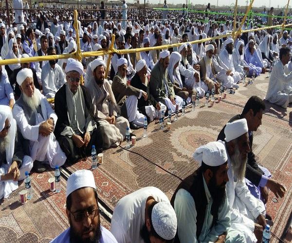 1031269 - همایش دانشآموختگی مدارس دینی ایرانشهر برگزار شد