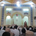 مولانا ساداتی: پیامبر با دید و نگاه عدالت اسلامی ؛ وحدت را در عمل تحقق بخشیدند