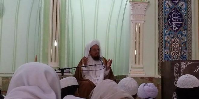 IMG 4711570419872 660x330 1 - مولانا ساداتی: شهادت حضرت حسین درسی تاریخی برای مسلمانان واقعی و آزادی خواهان است