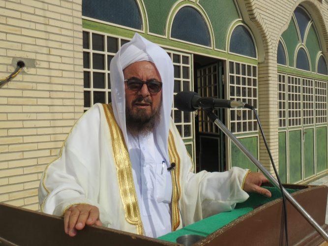 IMG 1588 - مولانا عبدالصمد ساداتی: دستگاه دیپلماسی کشور و سازمان حج؛ با جدیت زمینه سفر برای عمره را فراهم نمایند