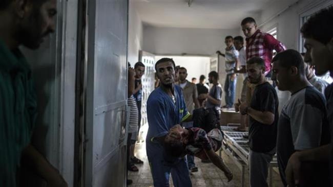 3baa5b45 c54b 40af b25f 36f06295fb37 - افزایش آمار جنایات اسرائیل علیه کودکان فلسطینی