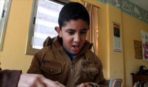 fs - کودک فلسطینی مبتلا به اوتیسم موفق به حفظ کل قرآن شد