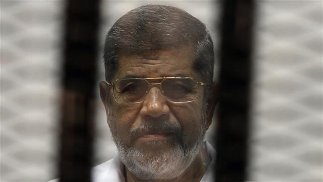 513d6743 de21 4998 a4cb 0cd04ac0bc69 - مرسی به ۲۰ سال زندان محکوم شد