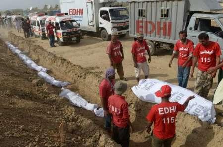 471152 857 - شمار تلفات گرمای پاکستان به بیش از ۱۶۰۰ نفر رسید