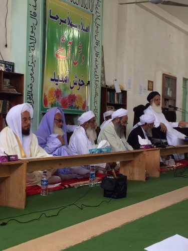 IMG 20151031 WA0003 - جلسه مدیران مدارس دینی اهلسنت استان سیستان و بلوچستان در چابهار برگزار شد