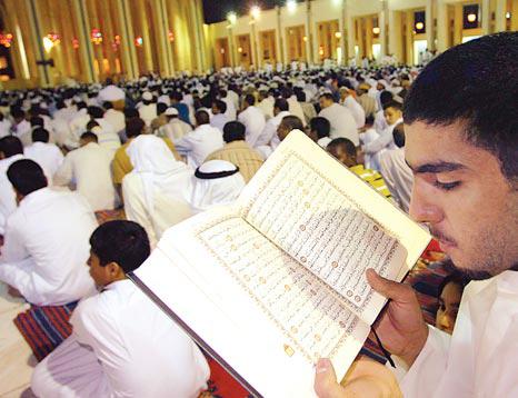 157882 - چاره مشکلات در بازگشت به قرآن