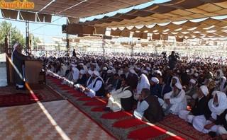 molana  - مولانا عبدالحمید:صدقه سبب پاکی گناهان و برکت در روزی میشود