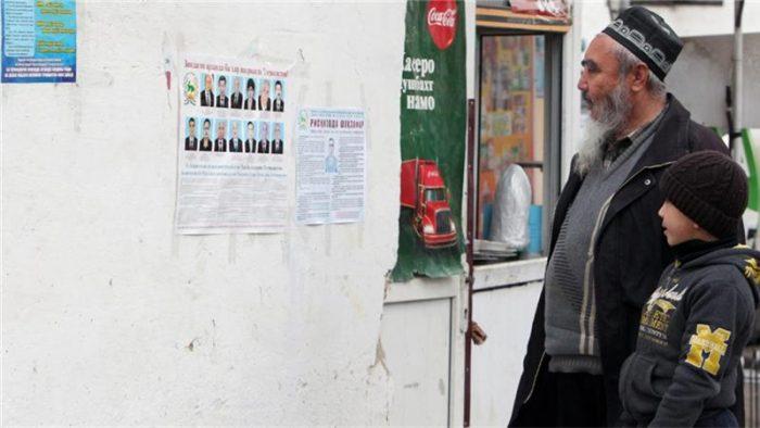 2012 - مقامات تاجیکستان به بهانه مبارزه با افراط گرایی ، مبارزه با فرهنگ اسلامی را در پیش گرفته اند