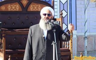 molana 095 320x201 - مولانا عبدالحمید:عمل به مسئولیت انتخابات با نگاه «ملی و وحدتگرایانه» ضروری است