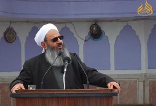 "molana 394jpg 320x219 - مولانا عبدالحمید: انتخابات را قومی و مذهبی نکنیم،به اصل ""شایستهسالاری"" توجه شود"