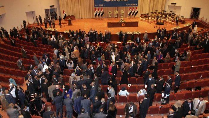 ofrtp irak - نمایندگان اهل سنت عراق نشست های مجلس و دولت را تحریم کردند