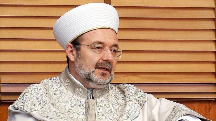 thumbs b c 11f835265722e60780efa2437a371abf - رئیس سازمان امور دینی ترکیه: وجهه و عزت مسلمانان به دست خودشان تخریب میشود