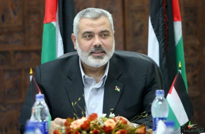 1404382834 - هنیه: حماس در حال آماده سازی  برای نبرد آزاد سازی فلسطین است