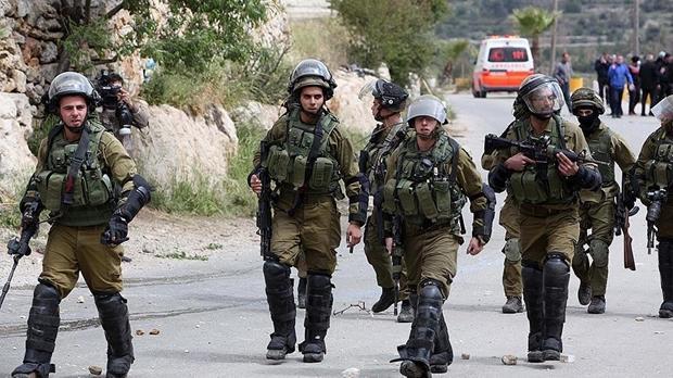 4665456636israilfilistin - اسرائیل با حمله به نهادهای مدنی فلسطینی، این نهادها را تعطیل کرد