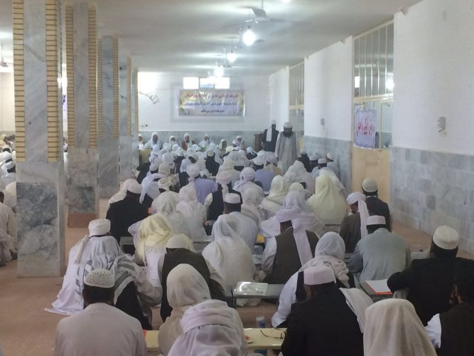 IMG 20160312 WA0007 - جلسه علما و مدیران مدارس دینی اهل سنت سیستان و بلوچستان برگزار شد+ تصاویر