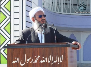 molana 25 10 32 - مولانا عبدالحمید: تحریف سخنان علما بداخلاقی بزرگ است