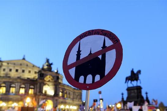 110638 151 - موضعگیری حزب آلمانی علیه اسلام