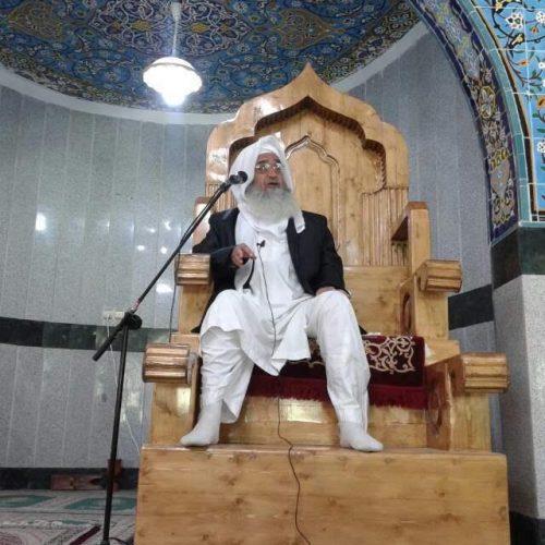 molana arbab - مولانا ارباب: حضرت علی ضمن شجاعت ، دانشی وسیع به قرآن و سنت داشتند