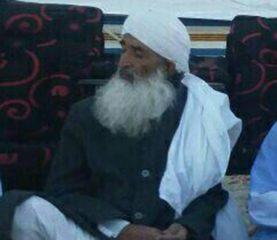 m abdolghafour moradzahi 277x240 - مولانا عبدالغفور مرادزهی دارفانی را وداع گفت