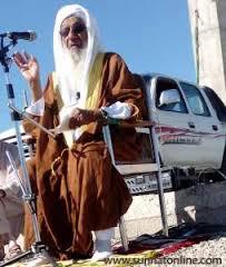 molana hosainpoor - مولانا حسین پور: حکومت باید امنیت مردم را تضمین کند