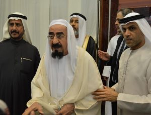 khaledi 1 - شیخ محمد علی خالدی به عنوان شخصیت سال جایزه بین المللی قرآن کریم دبی انتخاب شد