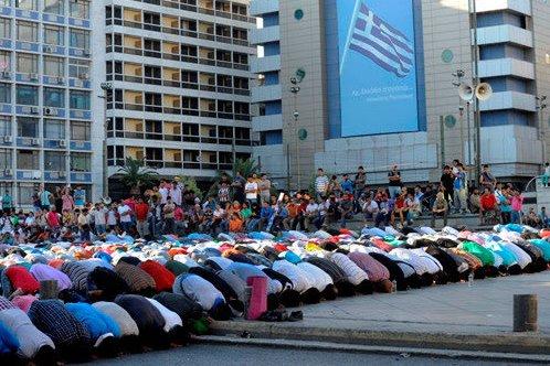 200644 - دادگاه قانون اساسی یونان با تأسیس مسجد در آتن موافقت کرد