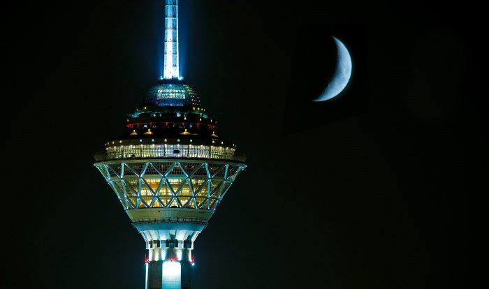 Milad Tower 2 - عیدی متفاوت برای اهلسنت در تهران
